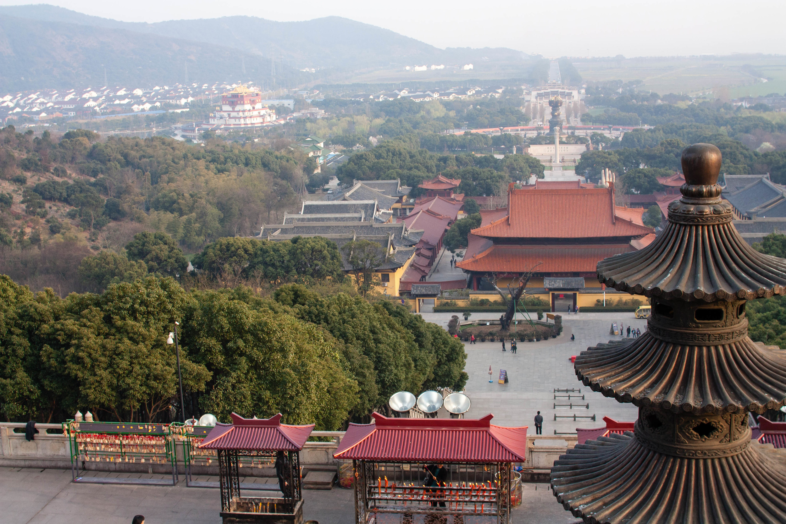 Ling Shan, Wuxi