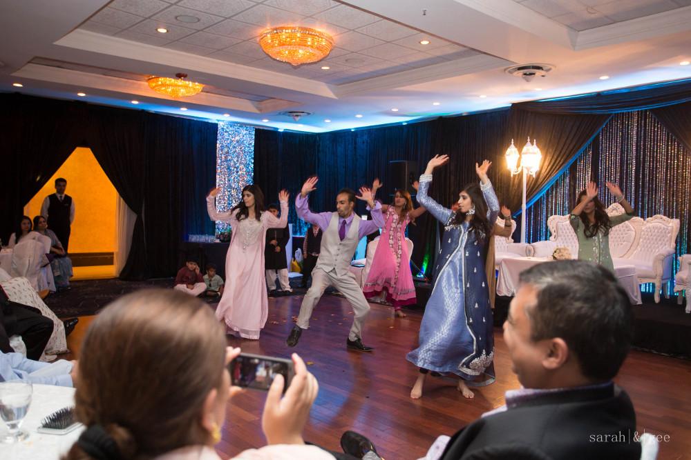 Montreal Crowne Plaza Wedding