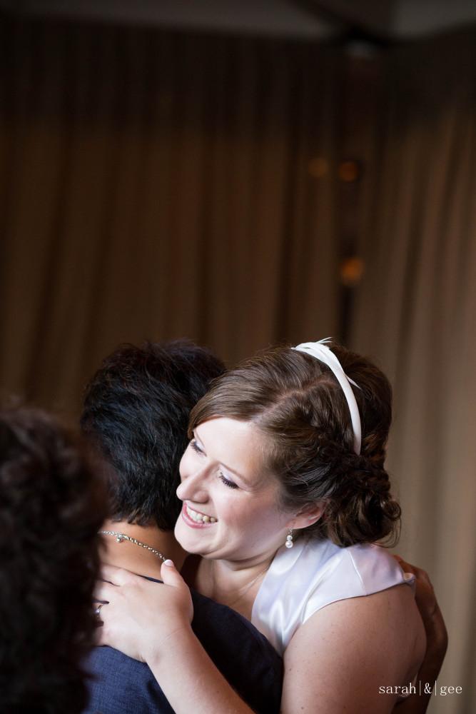 Jacquie & Andrew's NAC Wedding