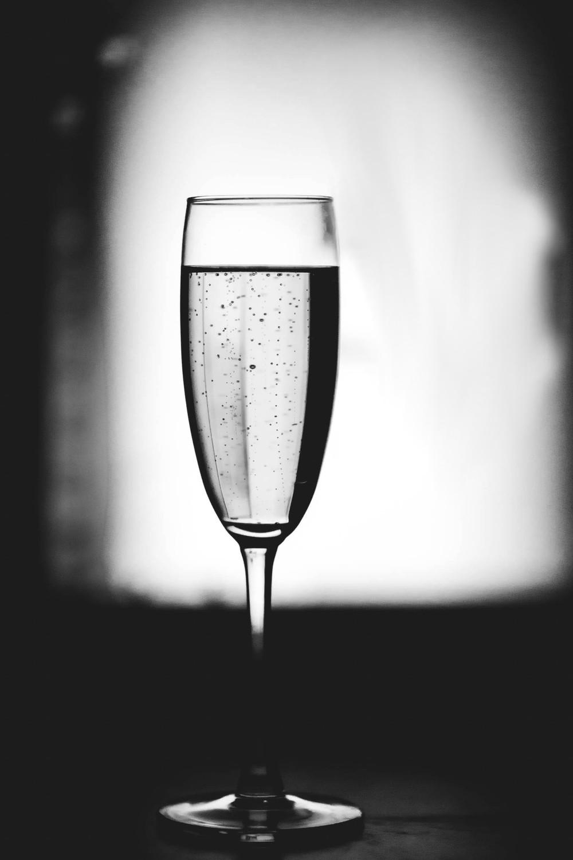 Celebratory Champagne Nov 2013