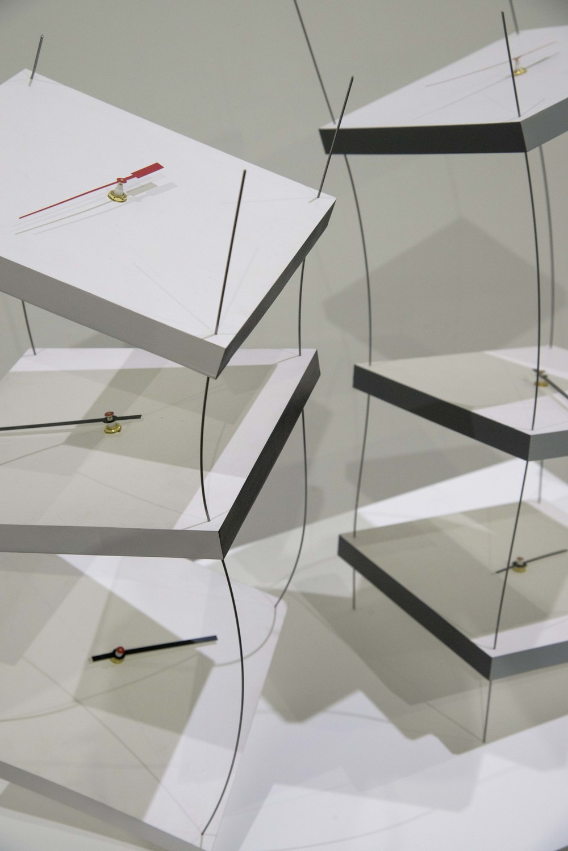 Perspective Clocks | 2014