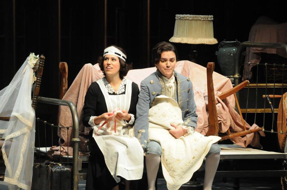 Susanna in Le Nozze di Figaro with Central City Opera