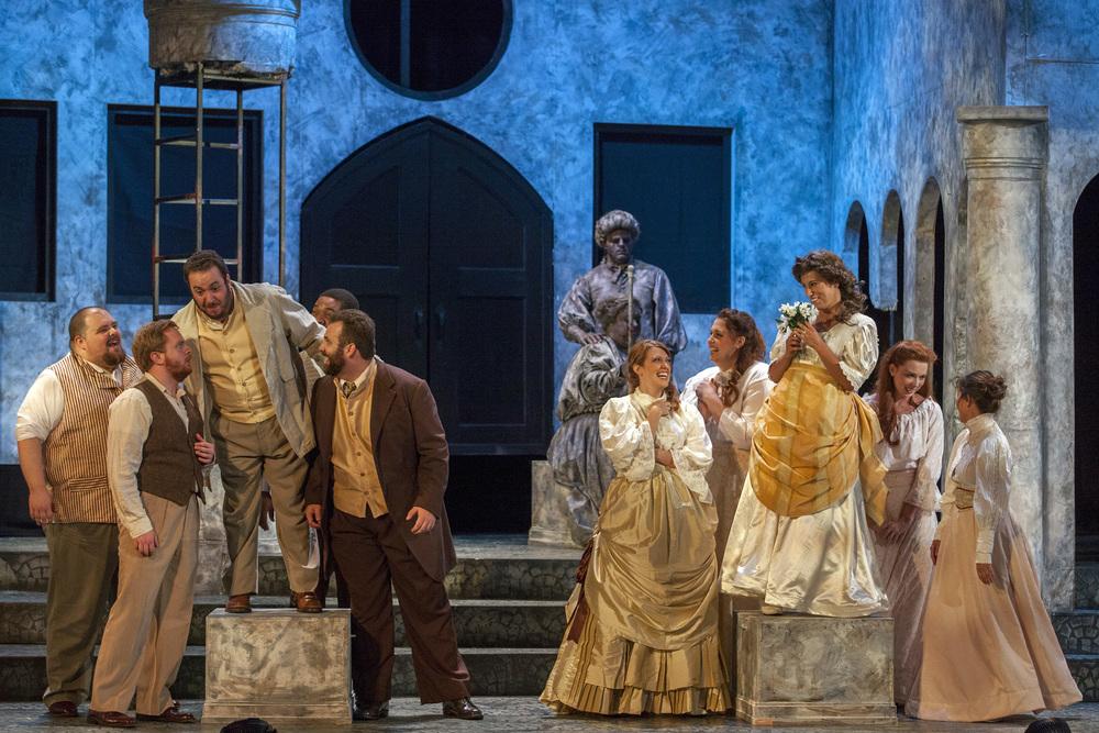 Zerlina in Don Giovanni with Union Avenue Opera