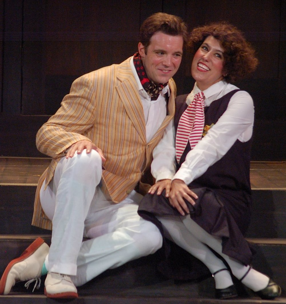 As Yum-Yum in The Mikado with Union Avenue Opera