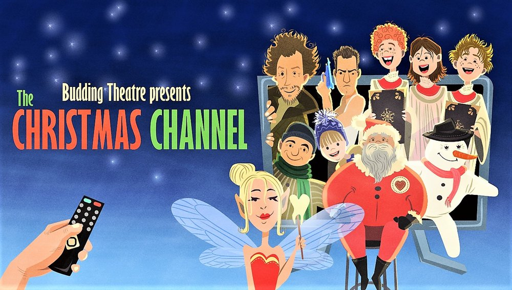 The Christmas Channel Budding Theatre Canberra Kids Drama
