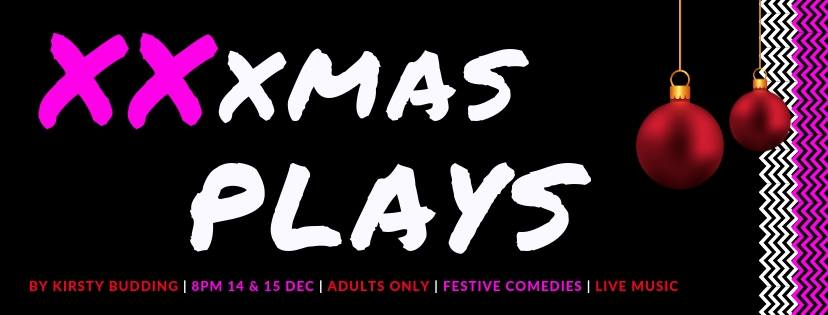 Kirsty Budding the Xxxmas Plays 2018 Canberra Theatre Centre