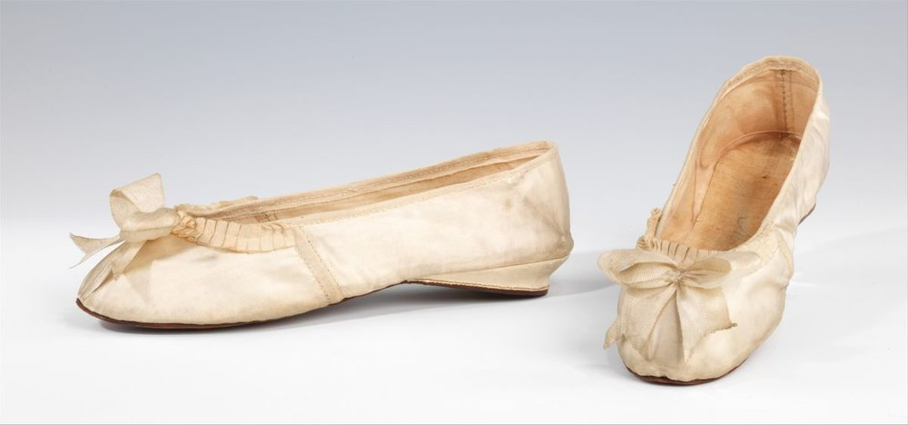 Regency slippers