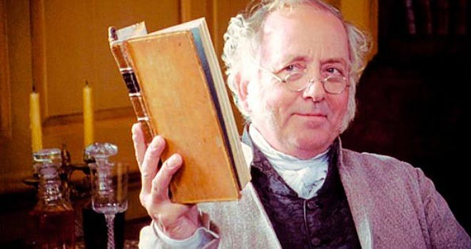 Benjamin Whitrow as Mr Bennet (1995)