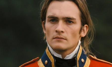Rupert Friend as Mr Wickham in Pride & Prejudice (2005)