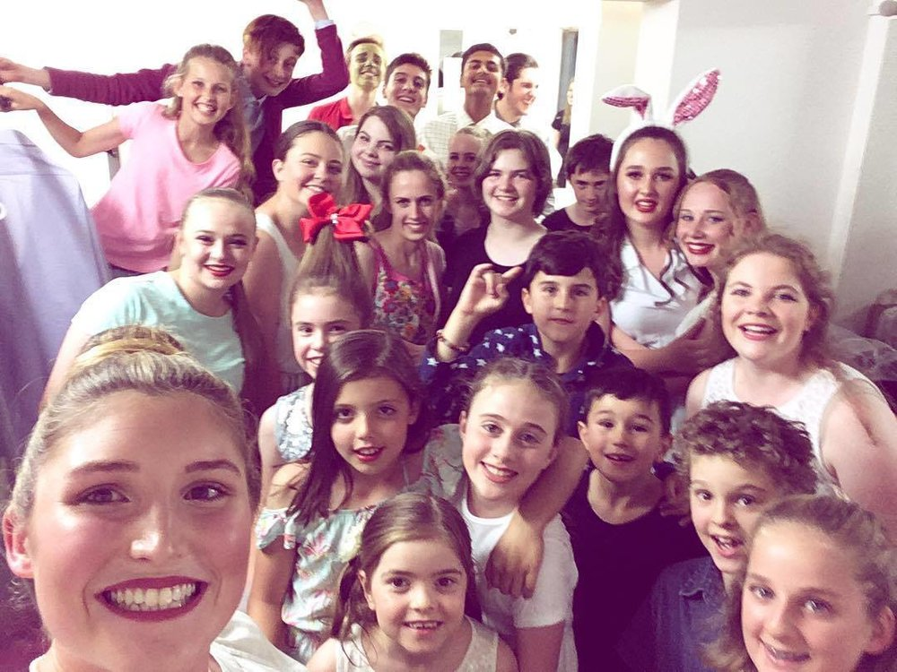 Budding Theatre Canberra Drama Classes for Kids and Teens