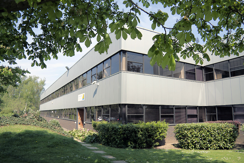 CTT's offices at Cambridge Science Park