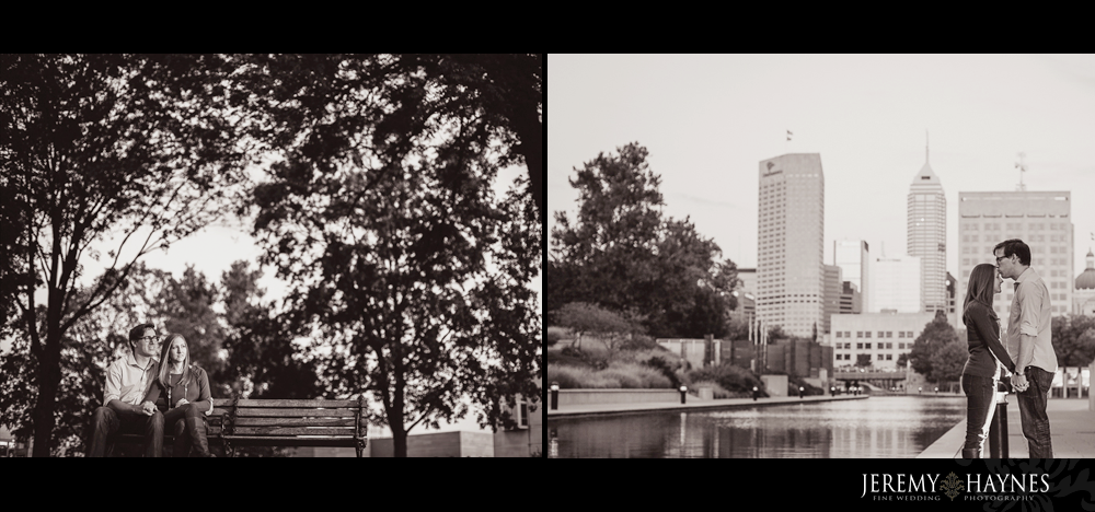 Downtown Canal  Indianapolis, IN Engagement Sam + Laura 2.png
