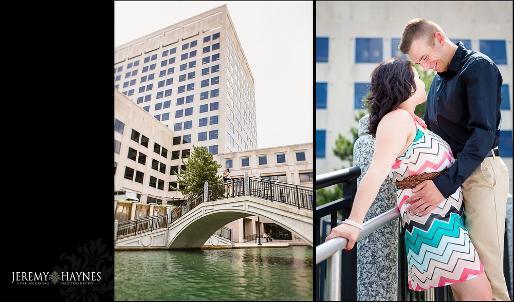 Emily + Chris Downtown Canal Indianapolis, IN Engagement Pictures 29.jpg