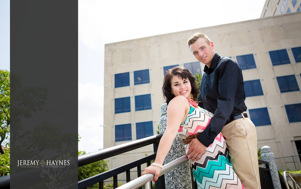 Emily + Chris Downtown Canal Indianapolis, IN Engagement Pictures 30.jpg