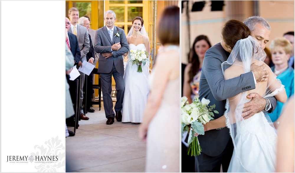 21 Indianapolis Art Center Indianapolis, IN Father of the Bride Wedding Ceremony Pictures.jpg