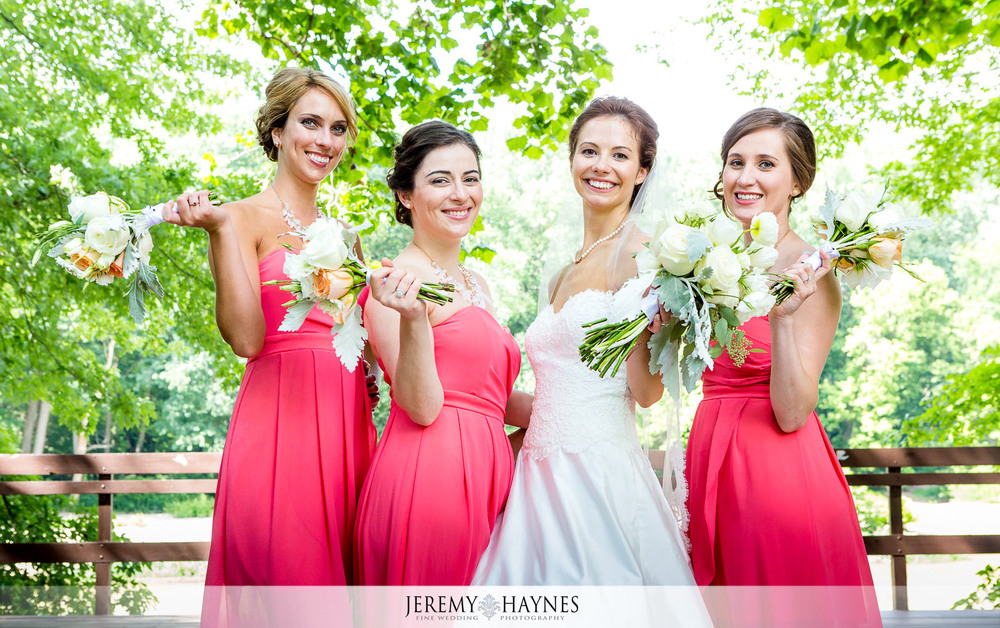 15c Indianapolis Art Center Indianapolis, IN Wedding Bridal Party Outside Photos.jpg