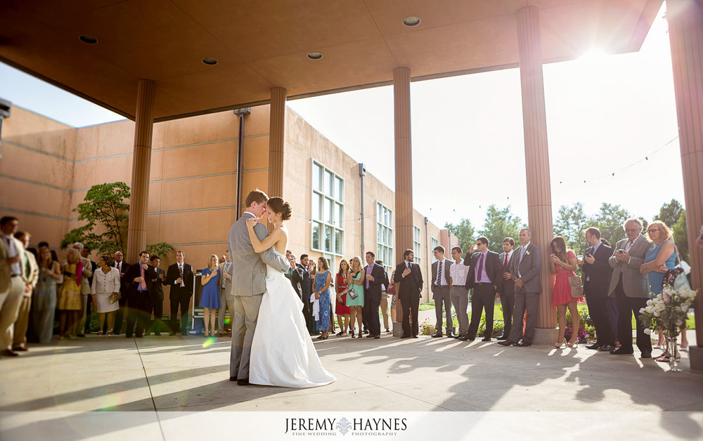 38 Indianapolis Art Center Indianapolis, IN First Dance Wedding Photos.jpg