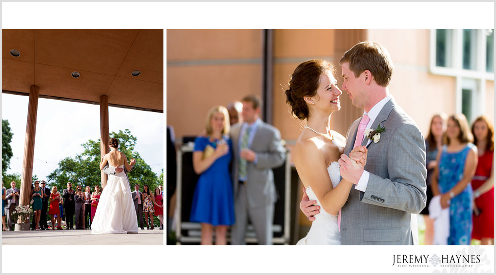 40 Indianapolis Art Center Indianapolis, IN First Dance Wedding Photos.jpg