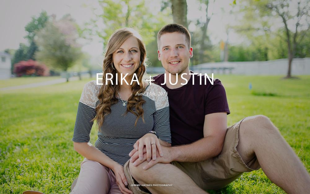Pendleton Falls Park Engagement Pictures