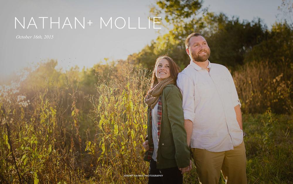 Potter S Bridge Park Noblesville Engagement Nathan
