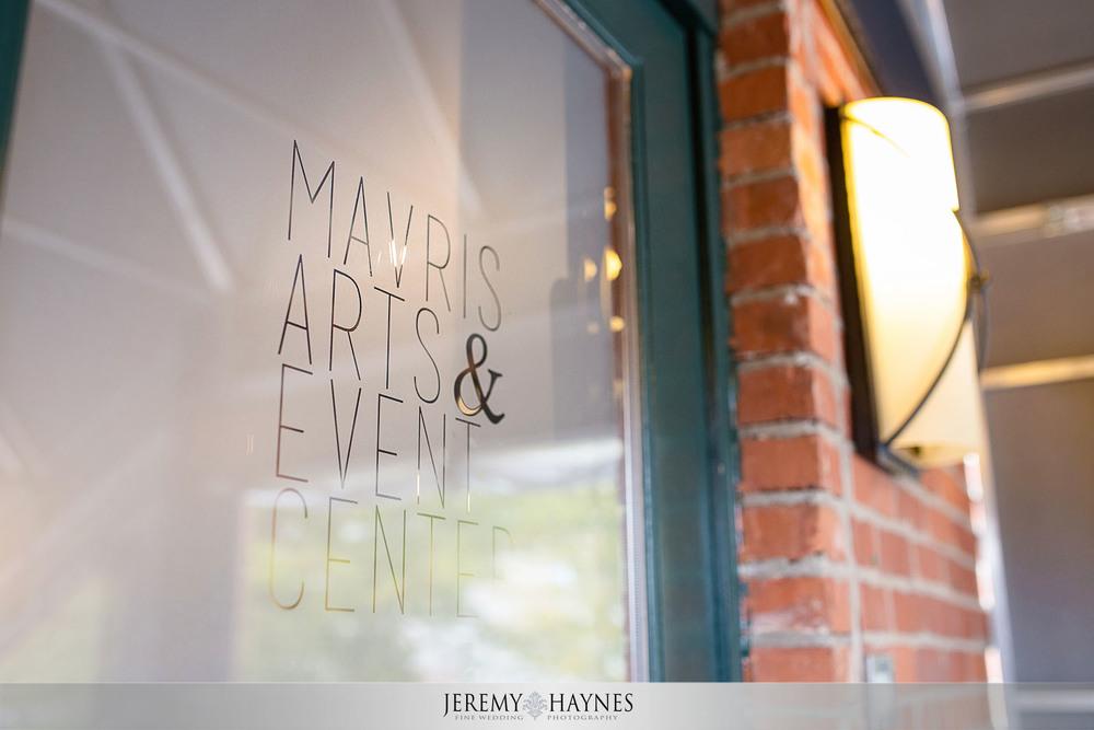 mavris-arts-events-center-wedding-venue