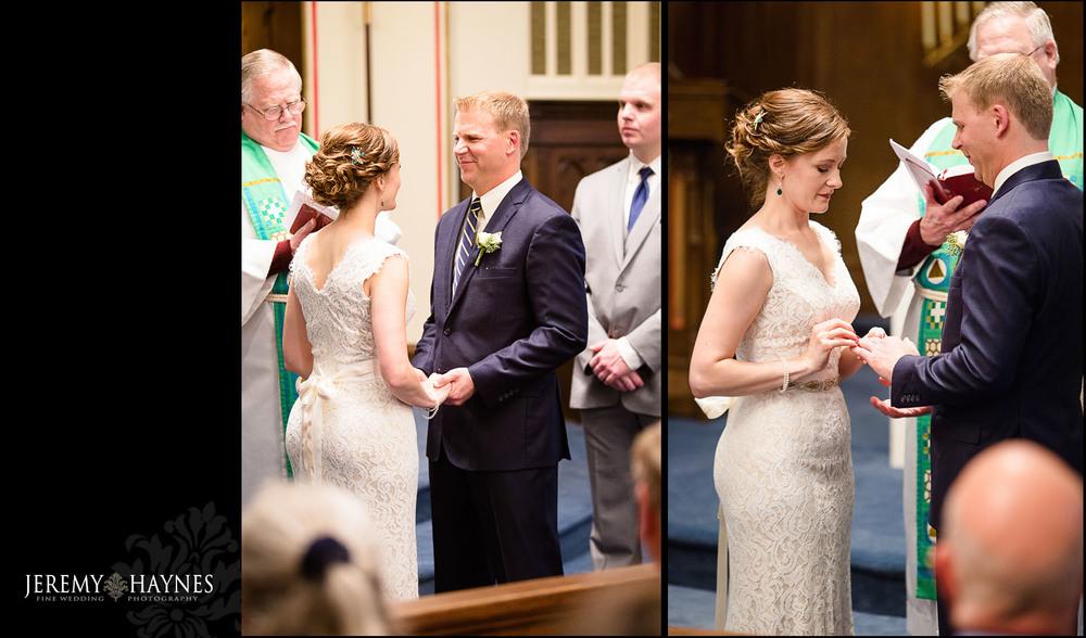 Benjamin Harrison Presidential Site Indianapolis Wedding
