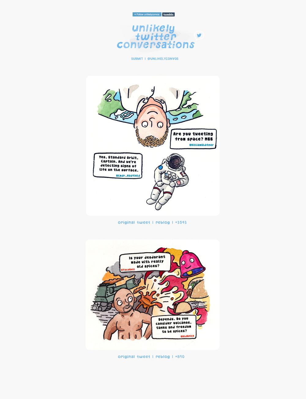 Tumblr mockup.