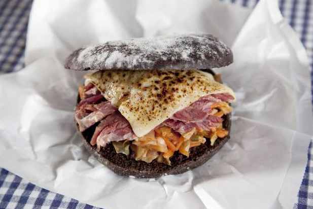Salt Beef: The Duke's Head