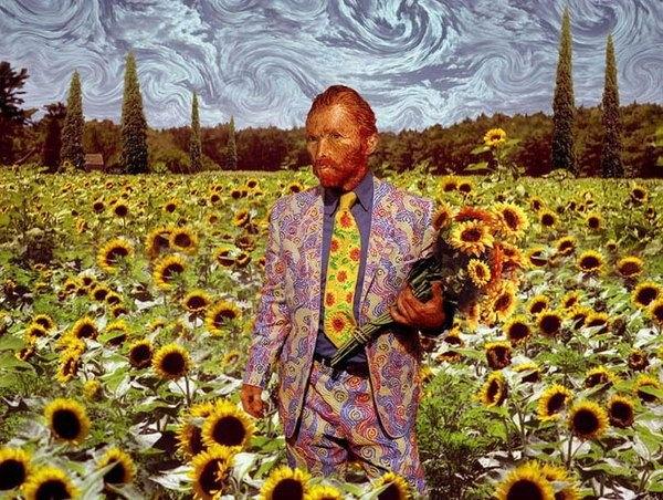 Foto Divulgação: Van Gogh exposição