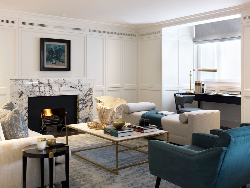 10. The Connaught: $593 por noite