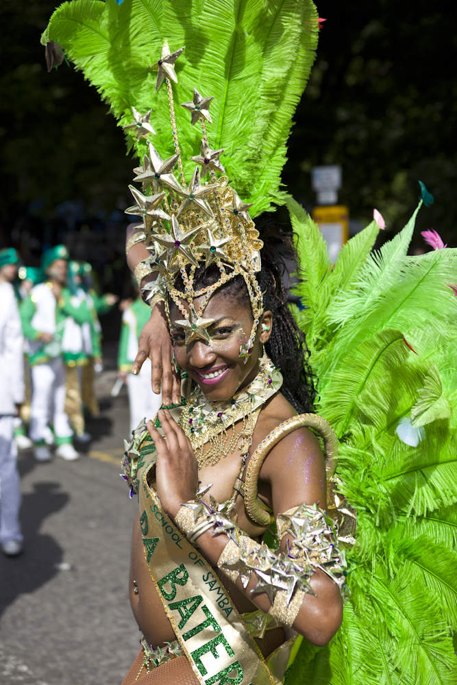 @Notting Hill Carnival by Donal Chambers.