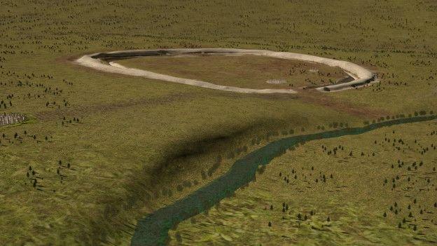 @ Stonehenge Hidden Landscapes Project