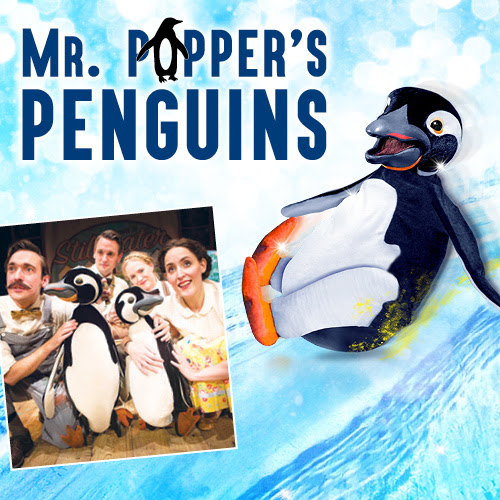 Mr Popper's Pinguins