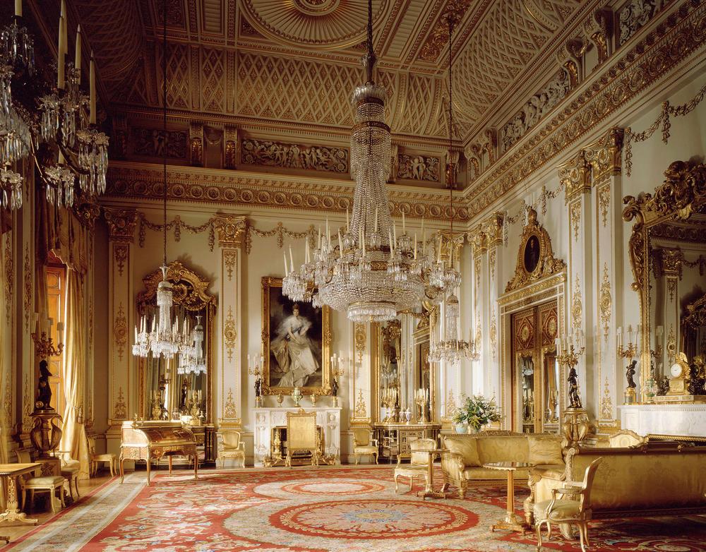 Buckingham Palace imagens