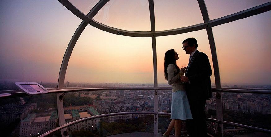 @London Eye
