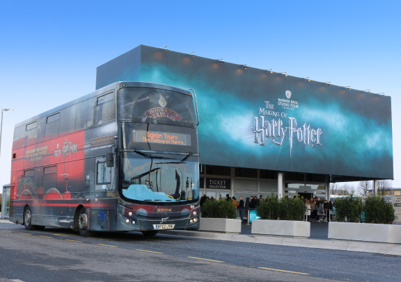 - harry potter tour & museu