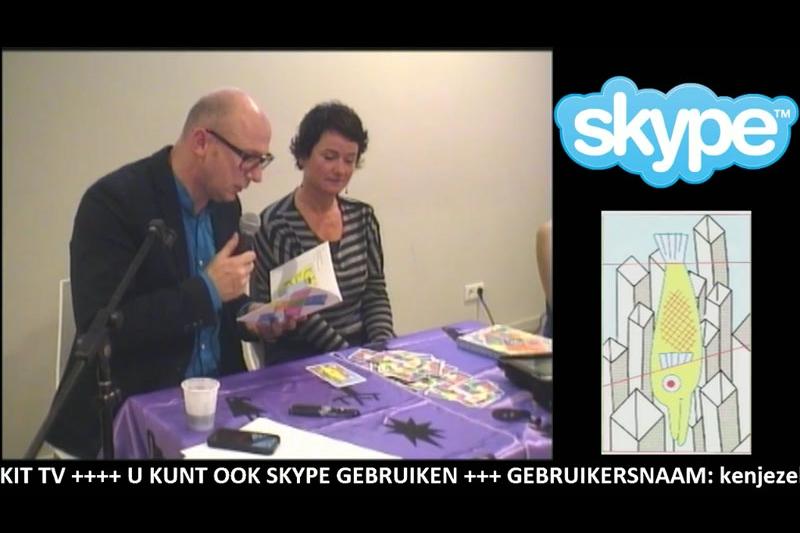 Kenjezelf Kit TV Tijdens festivals kan er een streaming event met de Kenjezelf Kit georganiseerd worden dat op meerdere plekken te bekijken is. Was te zien tijdens Cultuurnacht Tilburg. I.s.m. Hans Timmermans.