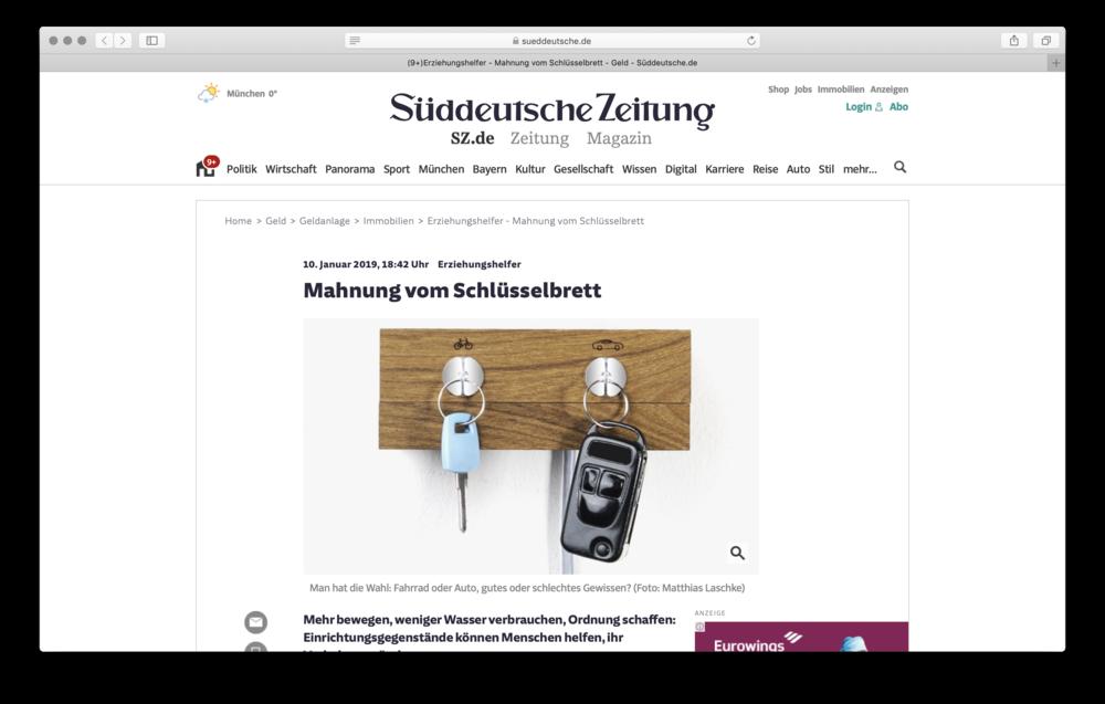 Laschke Süddeutsche Zeitung
