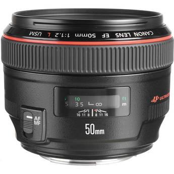 Canon, 50mm f/1.2