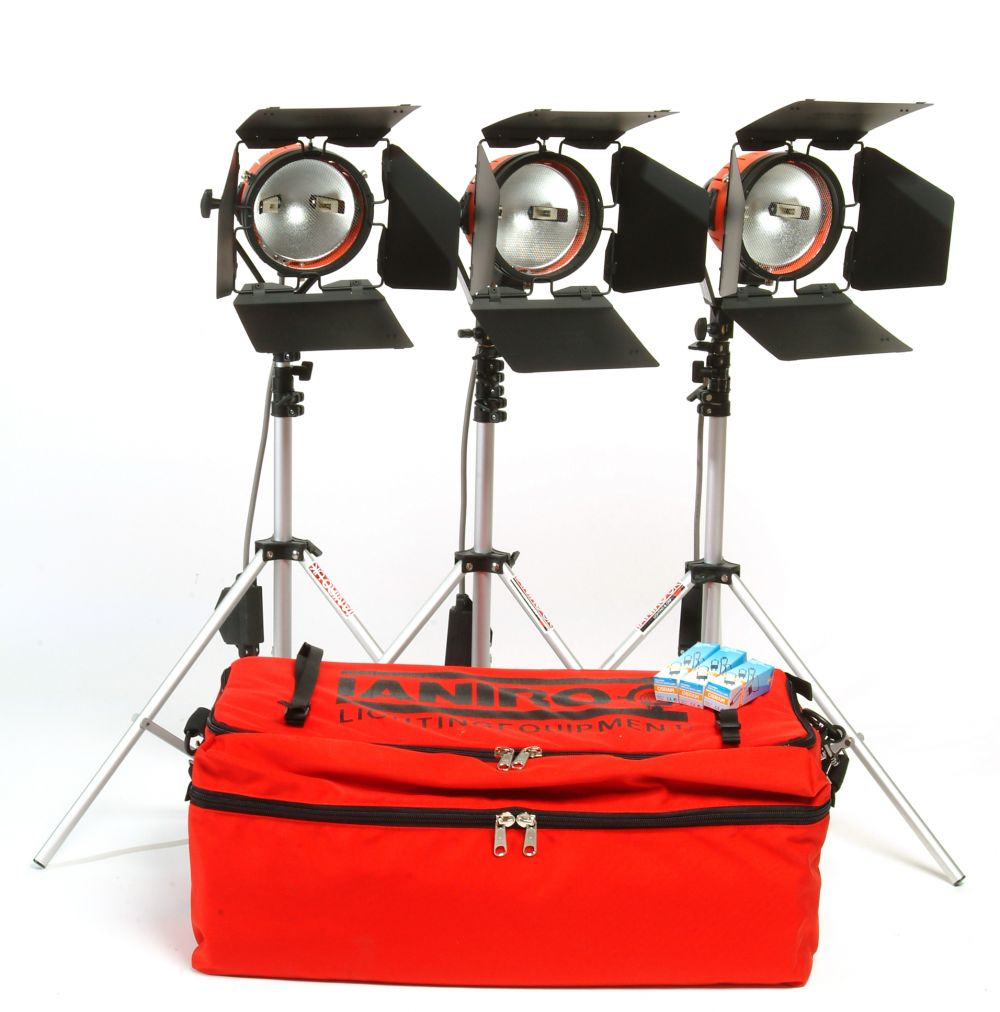 Ianiro 800watt Lighting Kit