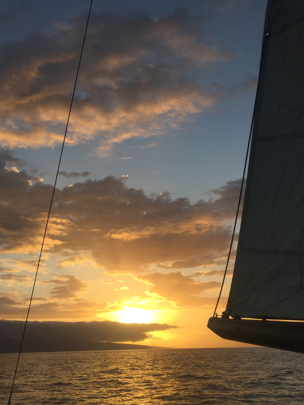 Sunset Sailing in Lahaina