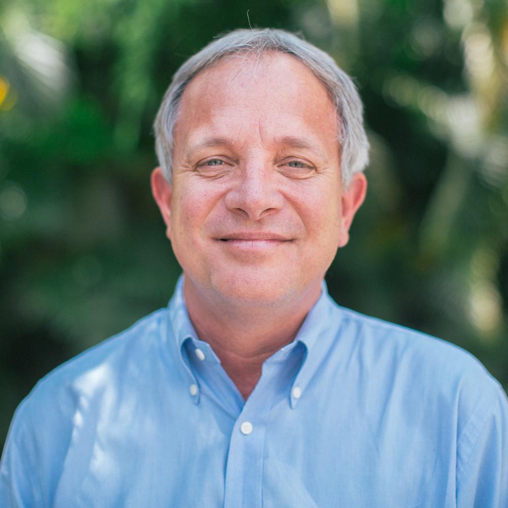 Ron Tobias  |   Executive Pastor