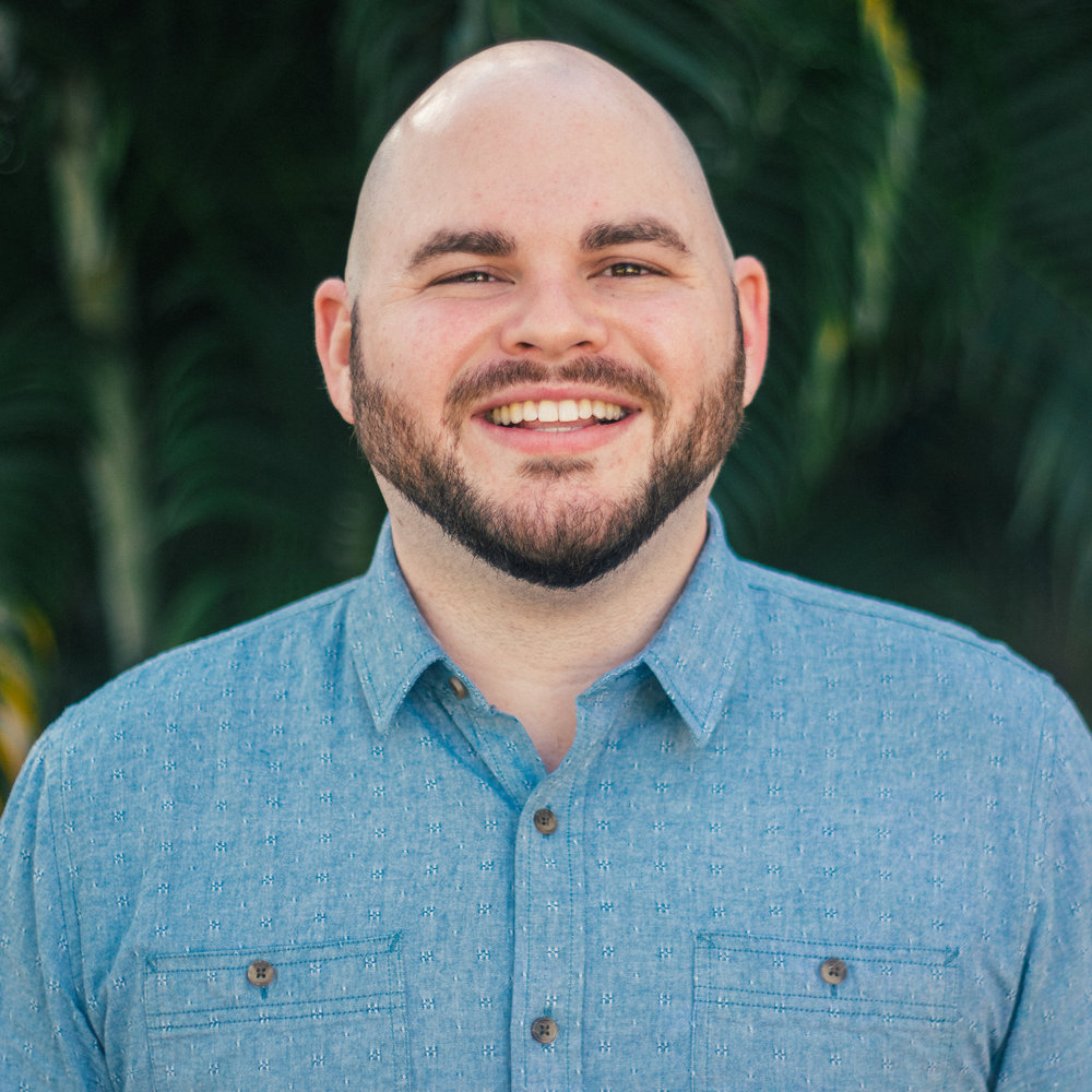 Jimmy Purchase  |    Creative Arts Pastor