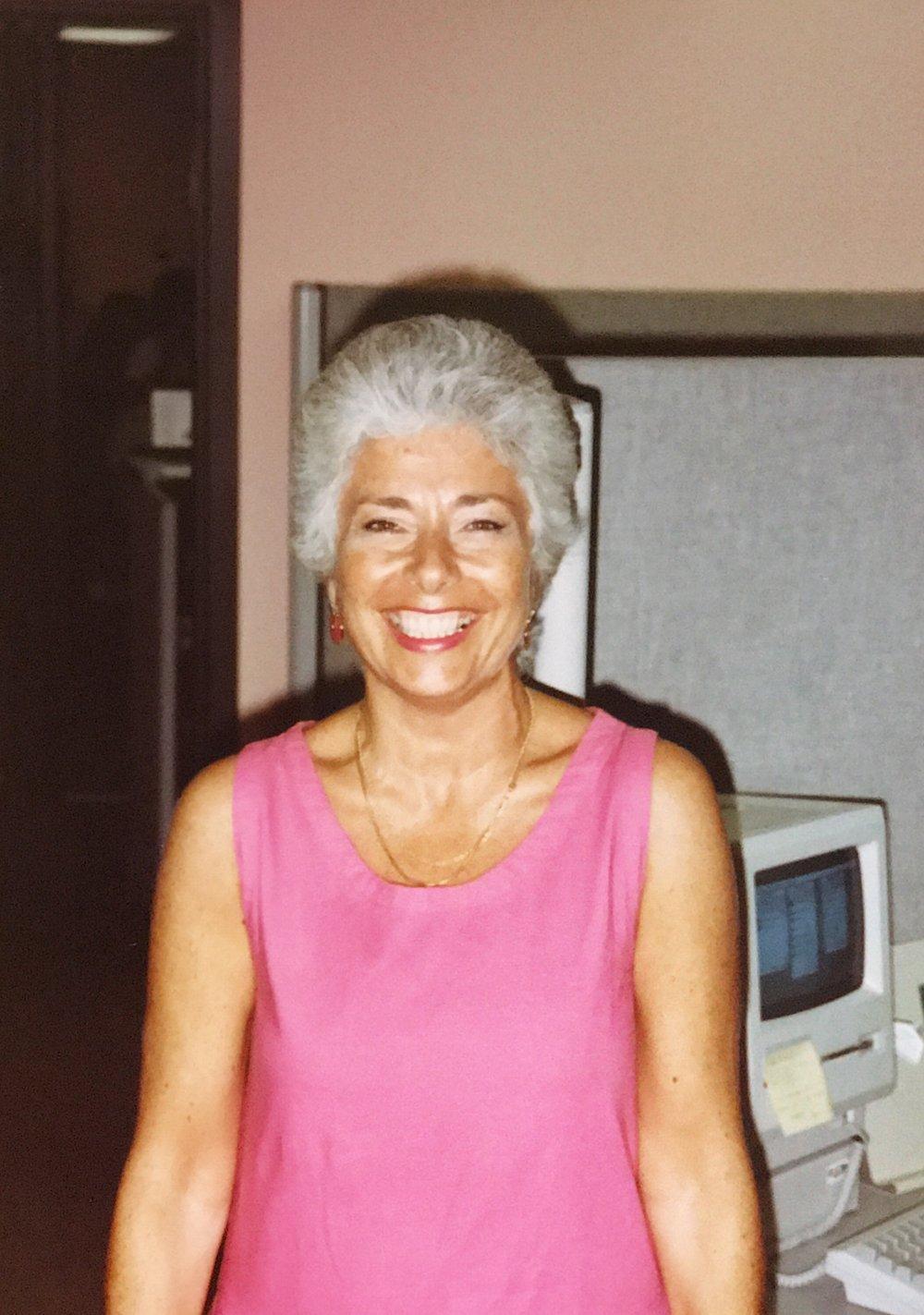 Suzanne Jeansonne