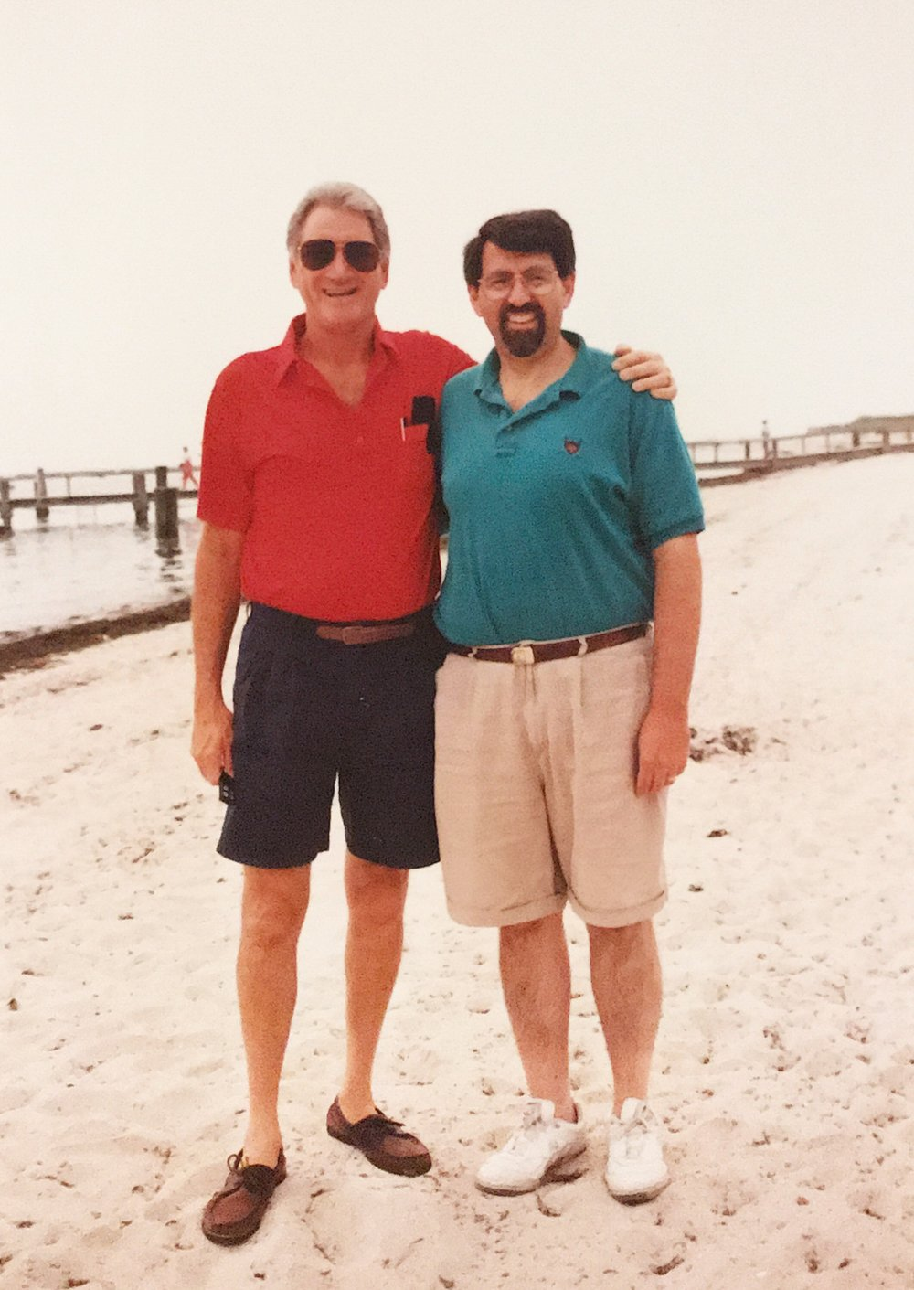 David Nicholas & Dr. James Manganello
