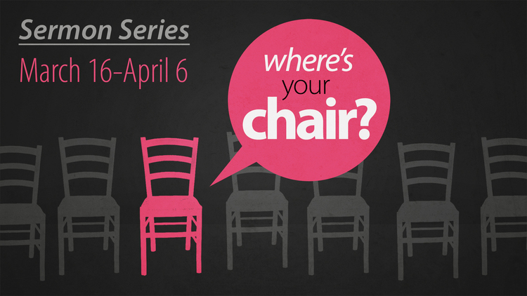 Copy of Where's Your Chair?