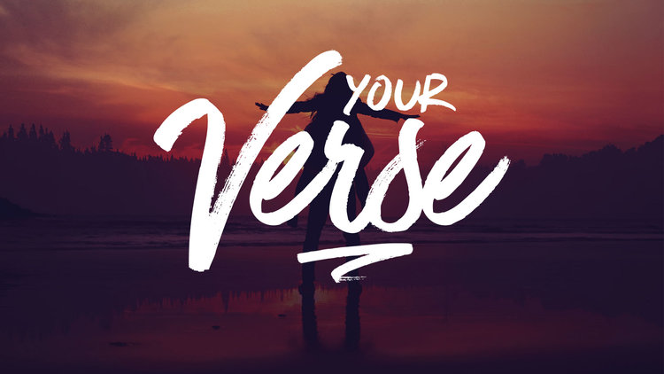 Copy of Your Verse