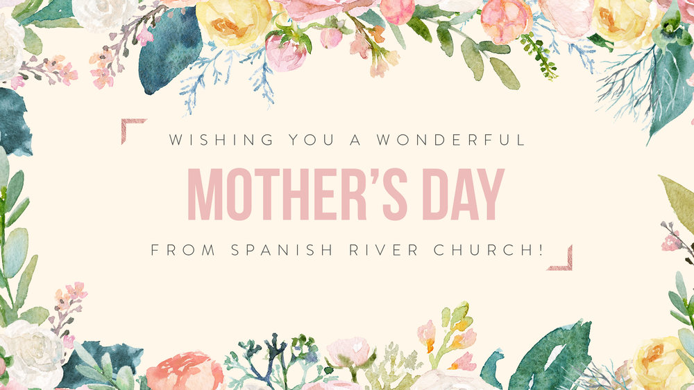 Copy of Mother's Day 2018