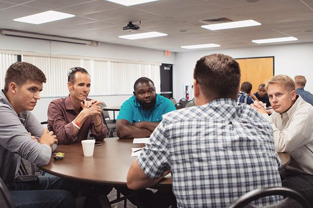 Yesterday was an incredible day! We had over 30 Church Planters gather for the South Florida Church Planting Collective. God is doing an amazing work through these men. #srcchurchplanting #spanishriverchurch