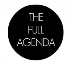 The Full Agenda